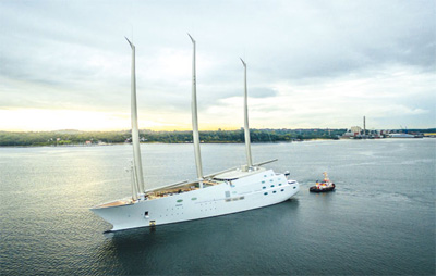 The World S Most Impressive Superyachts