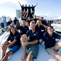 PYA Explores the Idea of Work Placement on Yachts