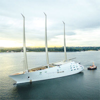 The World's Most Impressive Superyachts