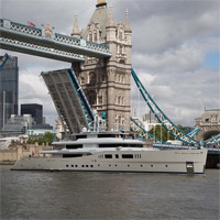 The UK super yacht industry continues to boom