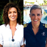 New campaign says women can captain superyachts