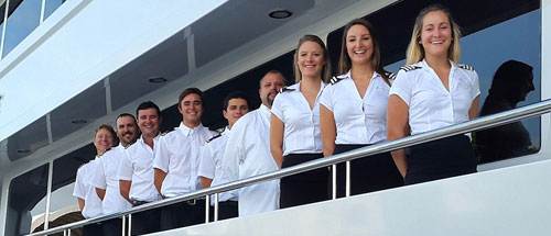 Getting a Yacht Job - The Recruitment Process