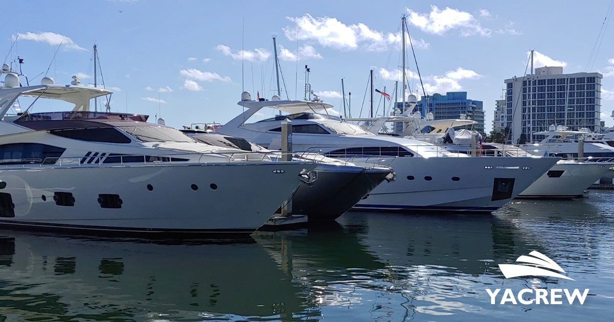 Yacht Jobs 500 Live Crew Jobs On Super Yachts