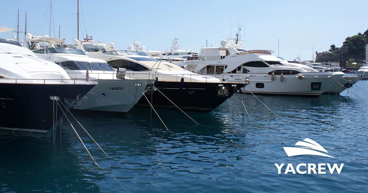 Yacht Jobs - 500+ live crew jobs on super yachts